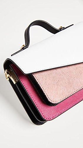 Hill Bag Cross Women's Cobble Body Mini Botkier Haircalf Pink EYxzaOqww