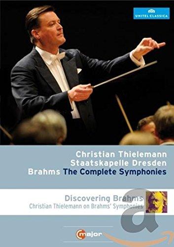 Dresden Staatskapelle - Complete Symphonies & Discovering Brahms (2PC)