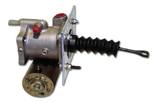 Power Steering Brake Booster - Hydro-Max Brake Booster for Thomas Built Bus with Single connection Motor