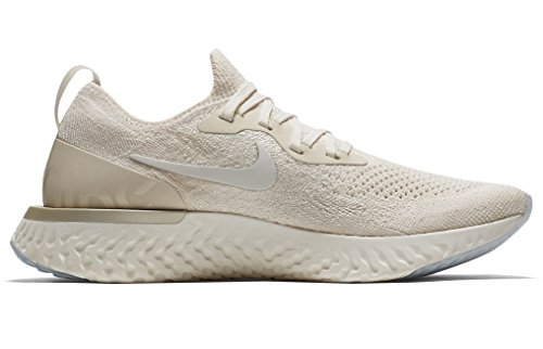 Nike Wmns Epic React Flyknit Womens Aq0070-201 Crema Leggera / Lavaggio Vela-limone