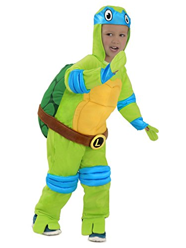 Princess Paradise Baby's Teenage Mutant Ninja Turtles Costume Jumpsuit, Leonardo, 18M-2T -