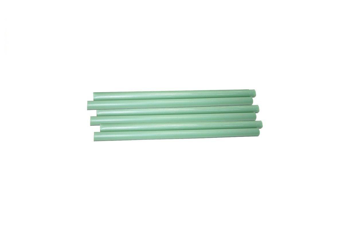 Round sprue wax green 1/4 x 6 1 lb Paaz Jewelry Supply 59-1911