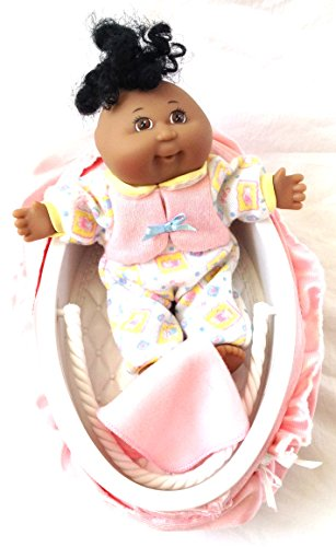 Cabbage Patch Kids Magic Nursery: Cradle, Carriage and Girl (Ethnic)