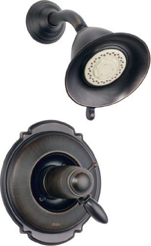 Delta Faucet T17T255-RB Victorian, TempAssureR 17T Series Shower Trim, Venetian ()