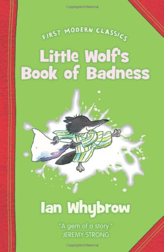 Download Little Wolf's Book of Badness PDF