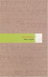 Aller simple par Joan Ganhaire