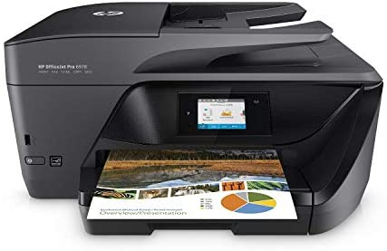 HP OfficeJet Pro 6978 All-in-One Wireless Printer, HP Instant Ink, Works with Alexa T0F29A