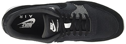 Nike Herren Air Pegasus 89 Emb Gymnastikschuhe Grau (Blackblackanthracitewhite)