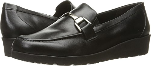 Walking Cradles Women's Flounce Boat Shoe, Black Cashmere...