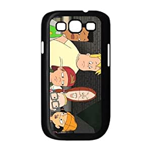 Recess School'S Out Samsung Galaxy S3 9300 Cell Phone Case Black JN8K5408
