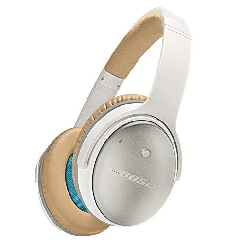 Bose QuietComfort 25 Acoustic Noise Cancelling Headphones for Samsung and Android devices, White (wired, 3.5mm) -  Bose Corporation, 715053-0120