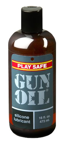 Gun Oil Silicone Personal Lubricant product image