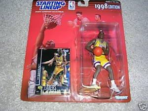 Lineup Starting - 1998 Kobe Bryant Starting lineup figure New unopened