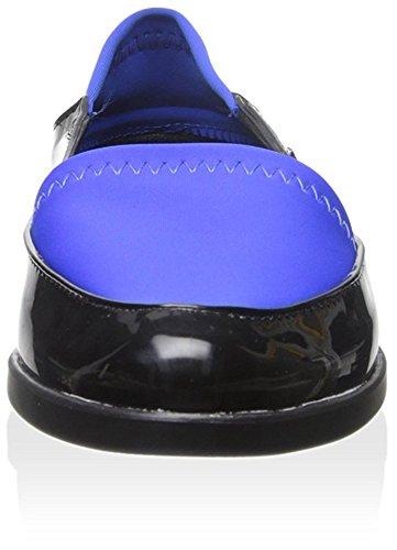 Melissa Mujeres Space Sport Flat Black Blue