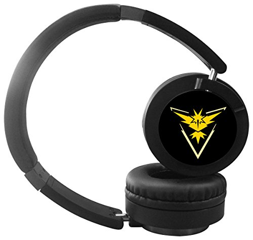 SEST Pokemon Go Zapdos Active Noise Cancelling Wireless Bluetooth Over-ear Stereo Headphones Photo - Pokemon Gaming