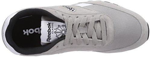 Solid Basses Mgh 1200 Reebok Dhg Black Gl Grey Grey Sneakers White Grau Solid Gris Mixte Adulte 8x8wAt6q