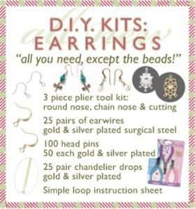 DIY Earring Making Kit