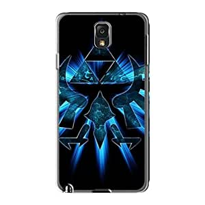 High Quality Mobile Cases For Samsung Galaxy Note 3 With Unique Design Vivid Legend Of Zelda Image Casesbest88