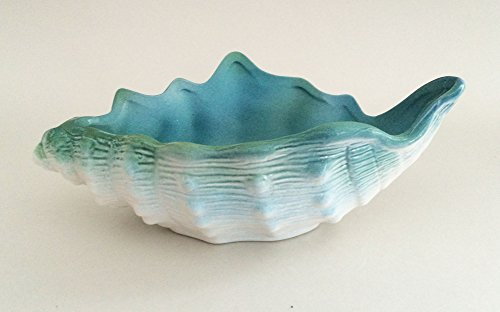 CERAMIC SHELL CONDIMENT DISH (Dish Shell Candy)