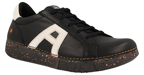 ART 1134 Memphis I Express, Zapatos de Cordones Derby Unisex Adulto Negro