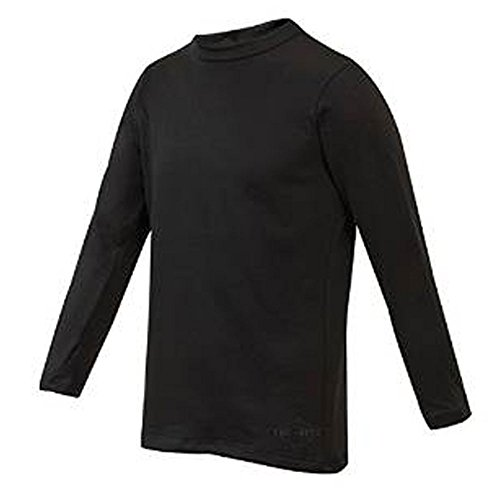 Tru-Spec Gen-3 ECWCS Long-Sleeve Thermal Crew Top Black S (Ecwcs Thermal)