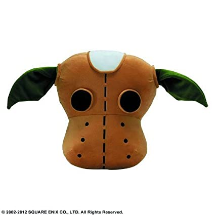 Cojín final Fantasy XI Mascot Goblin Peluche: Amazon.es ...