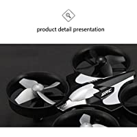 [RC Airplane] JJRC H36 6-axis Gyro Headless Mode Mini RC Quadcopter RTF 2.4GHz (Gray)