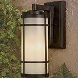 Mirador 17 1/2″ High Outdoor Wall Light For Sale