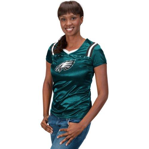 best website 09bc4 ccb72 NFL Philadelphia Eagles Women's Plus Size Draft Me Short ...