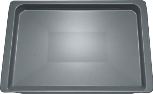 Siemens HZ361000 - Bandeja de horno (Negro, Acero inoxidable, 1,18 ...