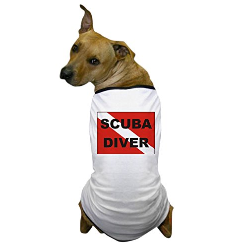 Scuba Diver Costume For Dogs (CafePress -