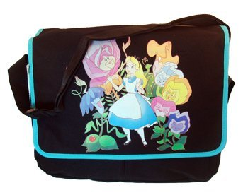 Disney Alice in Wonderland Large Messenger Bag Disney Messenger
