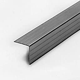 Penn Elcom Single Angle Aluminum Extrusion for Case Building and Case Repair 2 Meter Length E2280/2000