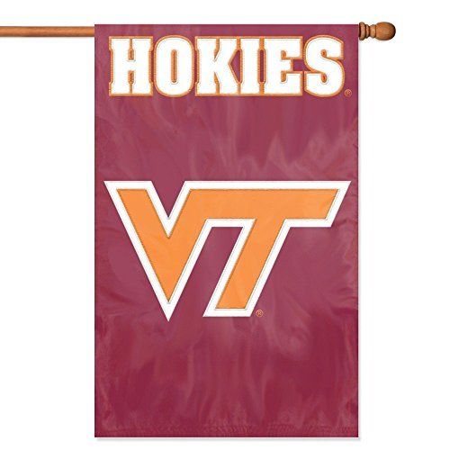 Party Animal Virgina Tech Hokies Banner College ()