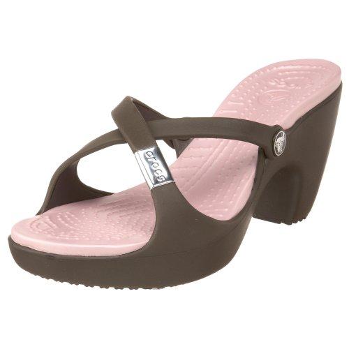 1da98c332e72 Crocs Women s Cyprus High Heel Sandal
