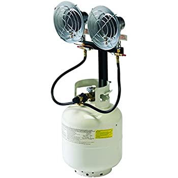 Amazon Com Texsport Bulk Tank Double Propane Heater