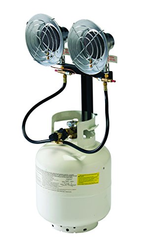 Texsport Bulk Tank Double Propane Heater