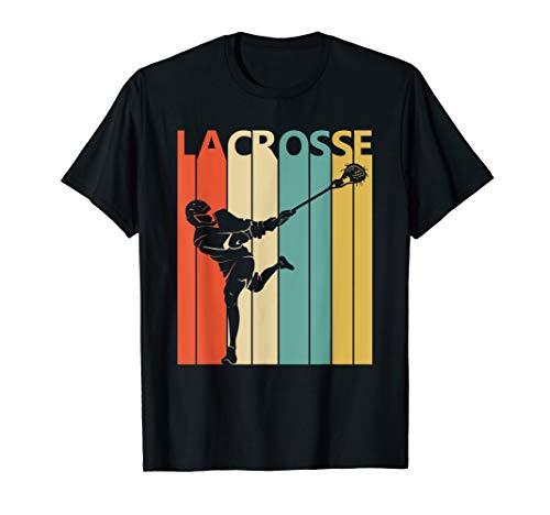 Vintage Lacrosse T-shirt Gift