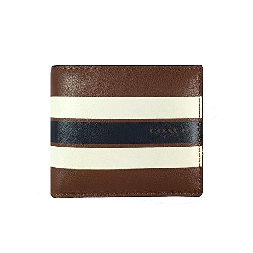 Coach Varsity Leather ID Wallet