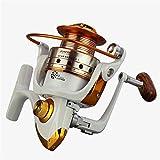yugan Fishing Reel Metal Rocker Fishing Reel line Ring Reel Folding Rocker arm,