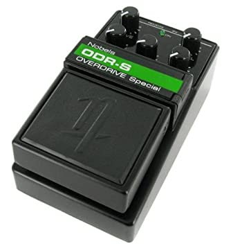 Nobels ODR-S · Pedal guitarra eléctrica: Amazon.es: Instrumentos musicales