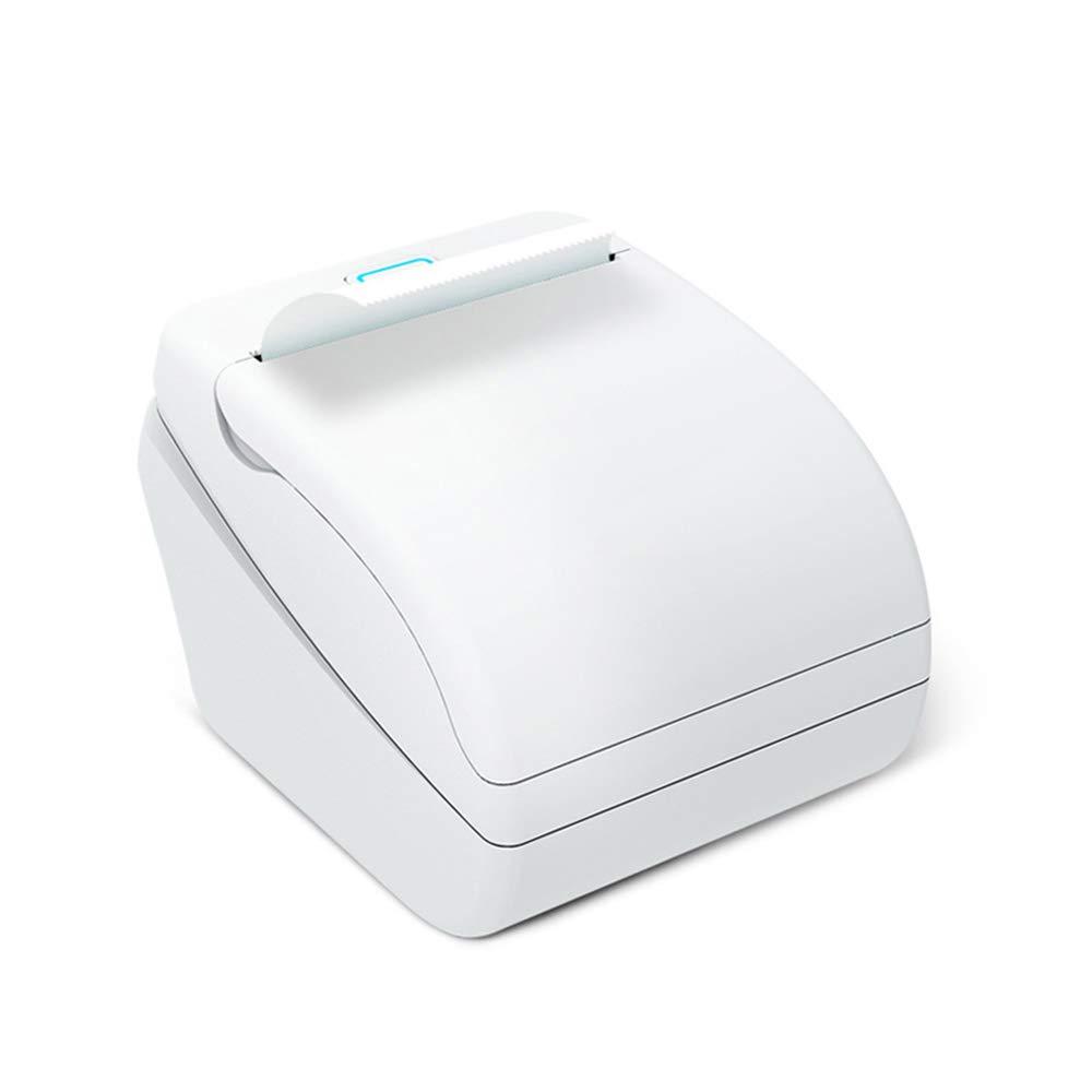 ALCST&CX Mini Tasche Thermodrucker WiFi Bluetooth Anschluss Drucker Telefon Wireless Remote Micro Foto Mit Druckpapier Bü robedarf Tasche Bü robedarf fü r IOS/Android System