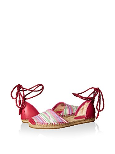 Ugg Multicolore Libbi Rouge Cerise Femme Espadrilles Australia fqfrRwIOB