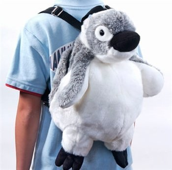 aa14b66181df Amazon | Baby Penguin バックパック リュックサック ペンギン型 ...