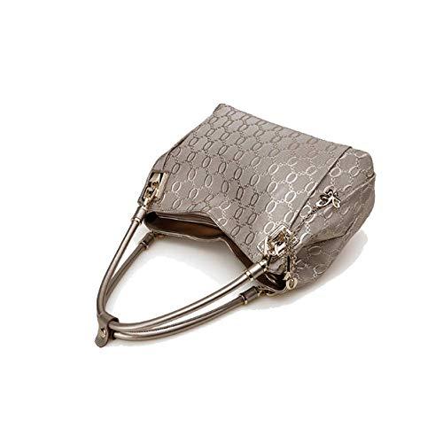 Print généreuse Femme Yxpnu en Bag argent et élégante P7qXnZX6d