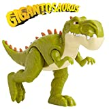 """Gigantosaurus Giganto Character Figure with Articulated Limbs, Dino Toy Stands 4.5"""" Tall & 7"""" Long, Dinosaur Toys for Boys & Girls 3 Years Old & Up"""