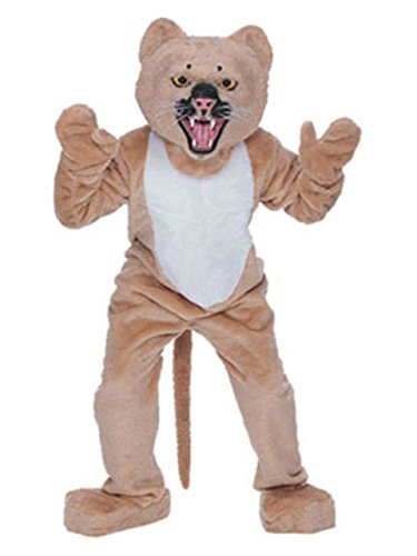 Rubie's Costume Co Cougar Mascot Costume - Kids Cougar Costume