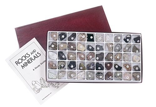 American Educational Classroom Collection of Rocks and Minerals by American Educational Products