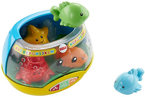 Fisher-Price Laugh & Learn Magical Lights Fishbowl ()
