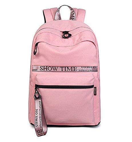 rosa Girls 13 grigio Hopeeye Ms Tendenze yszsb08 Fashion Poliestere Zaino 9 4xxw70vEq